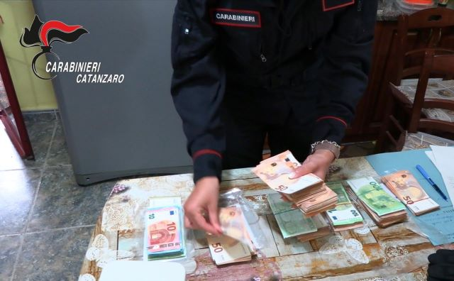 Catanzaro, inchiesta Pneus, Carabinieri Catanzaro