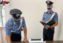 Droga nel Cosentino, arresto Carabinieri Cosenza