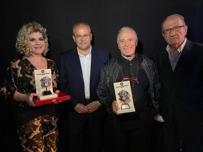 Emanuela Villa, Michele Affidato, Edoardo Vianello ed Enzo De Carlo