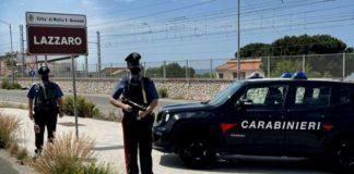 Lazzaro, Carabinieri Reggio Calabria