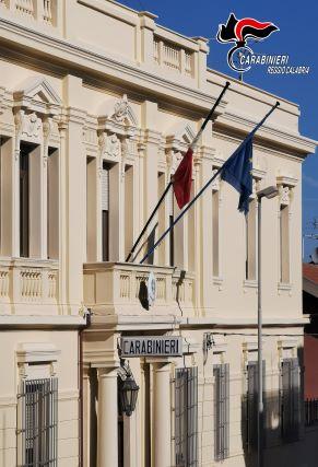 Palmi, controlli Carabinieri Reggio Calabria