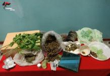 Petilia Policastro, arresto per droga Carabinieri Crotone
