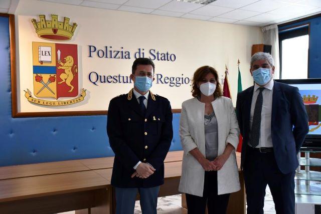 Protocollo GOM Polizia Postale Reggio Calabria