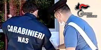 Sant'Ilario dello Jonio, Carabinieri Reggio Calabria