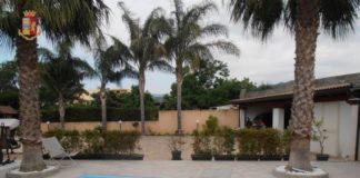 Villa San Giovanni (RC), sequestro beni, Polizia di Stato