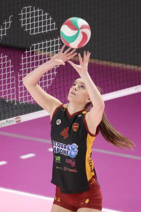 Volley Soverato new entry Roberta Purashaj