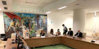 presentazione progetto Area Metropolitana Reggio Calabria in Cittadella