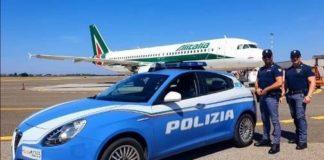 Aeroporto Lamezia, Polizia di Stato