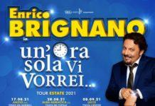 Enrico Brignano tour Roccella Summer Festival