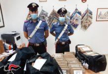 Gioia Tauro; droga i Carabinieri sequestrano un maxi carico di cocaina.