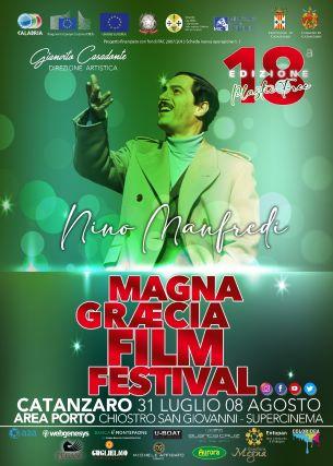 MAGNA GRAECIA FILM FESTIVAL 2021 locandina