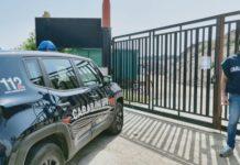 Maierato, sequestro Carabinieri Vibo Valentia