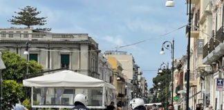 Reggio Calabria, Volante, Polizia