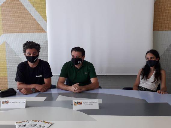 Sellia Young Festival presentazione - Bonaccorso - Zicchinella - Folino