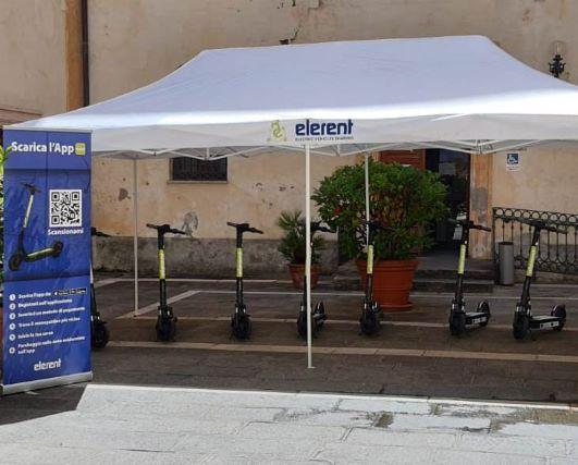 monopattini elettrici a Catanzaro