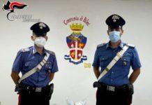 Arresto a Palmi, Carabinieri Reggio Calabria