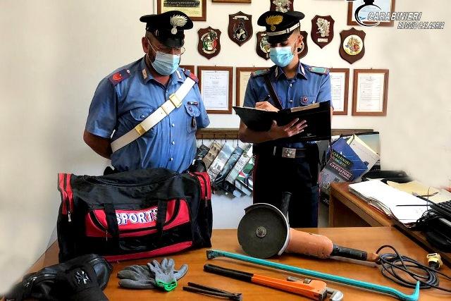 Carabinieri RC Palizzi Marina