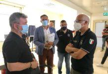 Incendi Calabria, riunione operativa con Spirlì