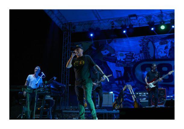 Roccella Summer Festival, Live Pezzali