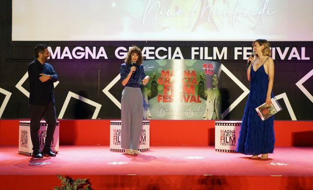 Magna Graecia Film Festival Casadonte-Greta Ferro-Di Domenico