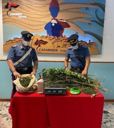 Petronà Carabinieri Crotone