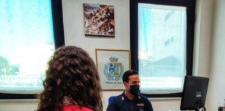 stalking, Polizia Reggio Calabria
