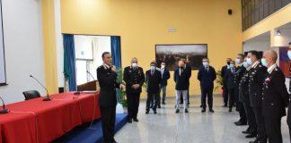 Andrea Paterna Comando Provinciale Carabinieri Catanzaro
