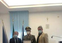 Asp Cosenza ed Esercito italiano