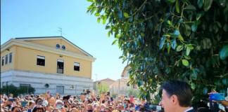 Conte in Calabria