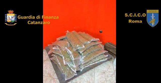 Guardia di Finanza Catanzaro SCICO Roma