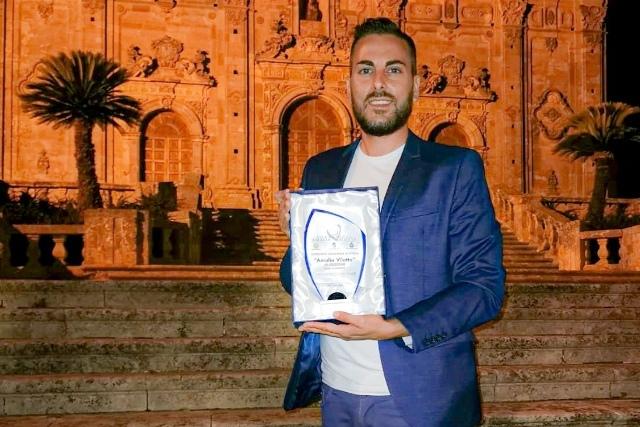 Marco Angilletti_Premio Vilotta