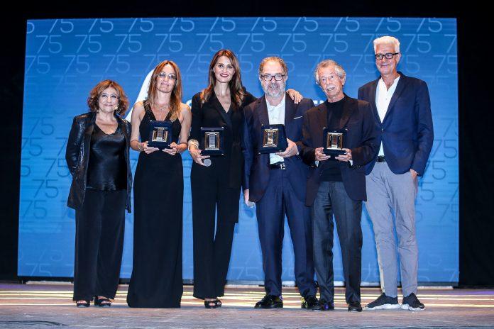 Michele Affidato Nastri D'Argento SERIE INTERNAZIONALI 2021