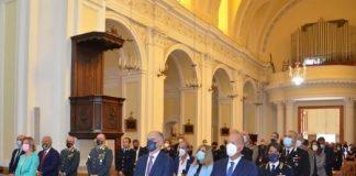 Questura Catanzaro celebra il suo patrono San Michele