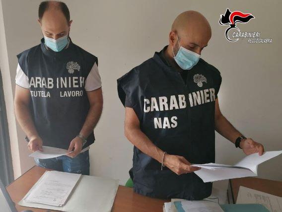 Reggio Calabria Carabinieri