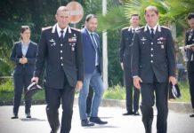 Vibo Valentia Generale di Brigata Andrea Paterna
