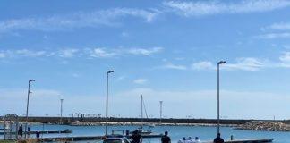 pontili porto Catanzaro, Polizia Catanzaro