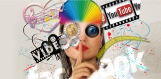 pubblicità online, social media
