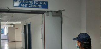 Ammonimento aggressione, polizia