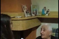 Comprensivo Mandatoriccio (CS) Biblioteca umana, intervista bimba di Scala Coeli alla nonna