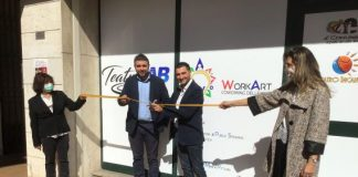 Workart, Francesco Passafaro e Michele Grillone