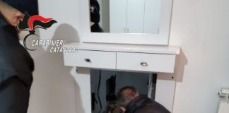 Latitante Gallace, arresto Carabinieri Catanzaro