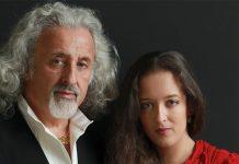 Mischa e Lily Maisky
