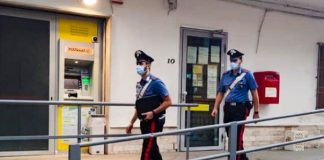 SAN LUCA, Carabinieri Reggio Calabria