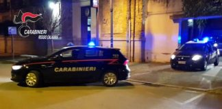 Taurianova, Carabinieri Reggio Calabria