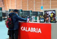salone del libro stand Calabria